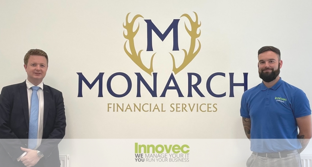 monarch and innovec working together